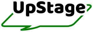 UpStage logo